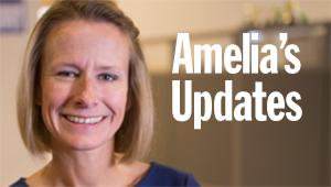 Amelia's Update